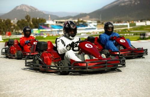 karting turnuvası