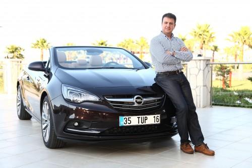 Opel Türkiye Genel Müdürü  Özcan Keklik