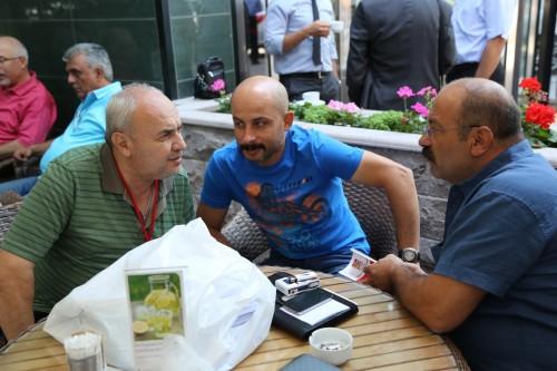 Tansu Uzun ve Ahmet Demir