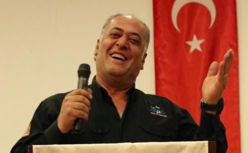Andoff Başkanı Muharrem Çelik