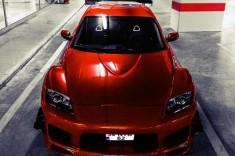 Emre Setre (Mazda RX8)