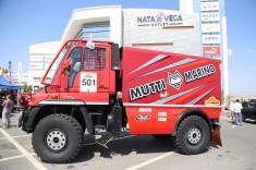 Trans Anatolia'nın tek kamyonu..