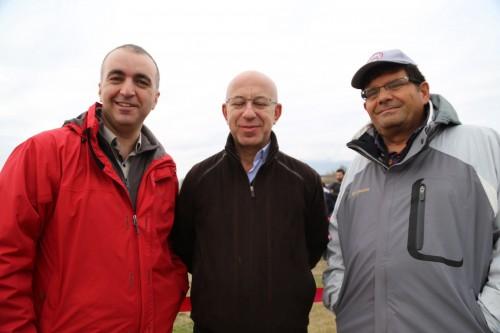 Ömer Yüce, Mustafa Şairoğlu ve İbrahim Talda