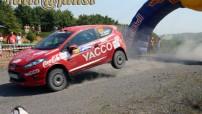 Fiesta'lı Bulgar ekibi, Boğaziçi'nde finiş gördü