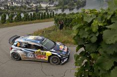 Andreas Mikkelsen (Volkswagen Polo R WRC)
