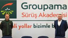 Groupama Sürüş Akademisi Intercity İstanbul Park'ta