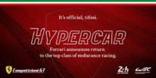 Ferrari WEC'te